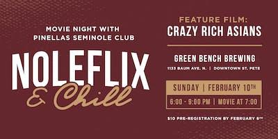 Movie Night with Pinellas Seminole Club: Noleflix & Chill