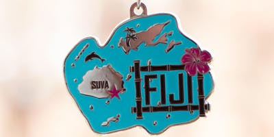 2019 Race Across Fiji 5K, 10K, 13.1, 26.2 - Evansville