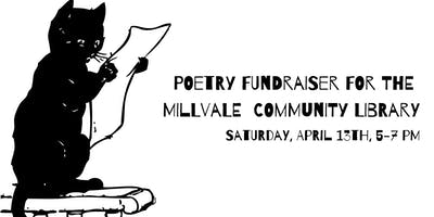 Poetry Fundraiser for the Millvale Library
