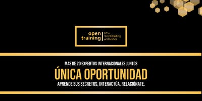 Open Training Mexico  1er Master Congeso