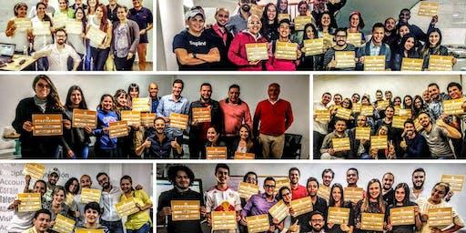 Táctico Bogotá - Entrenamiento de Marketing Digital Intensivo y 100% aplicado