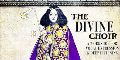 The Divine Choir by Teletextile Jan / Feb