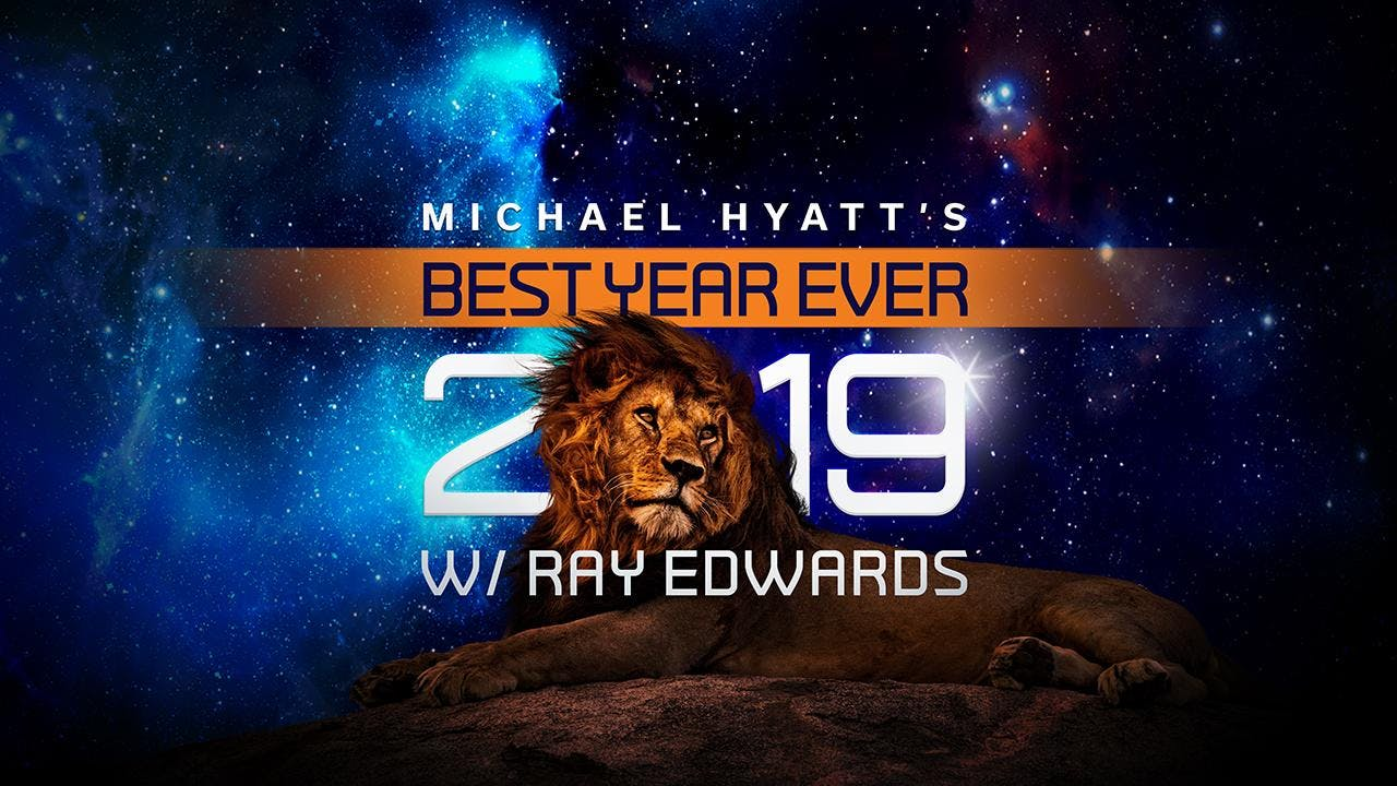 Ray Edwards' Best Year Ever Live Meet Up