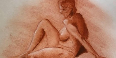 Life Drawing and Painting Afternoon – Saturday, 13 July 2019 tickets