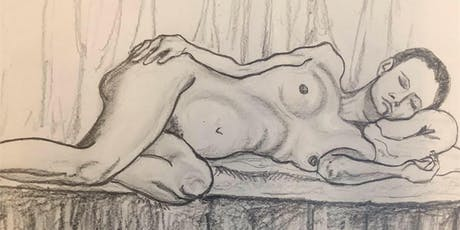 Life Drawing and Painting Afternoon – Saturday, 17 August 2019 tickets