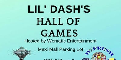 Lil Dash's Hall of Games