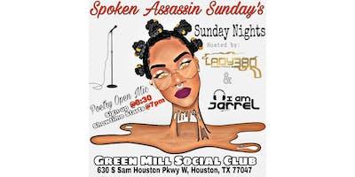 Spoken Assassin Sunday's