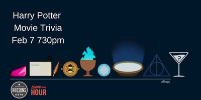 Harry Potter Trivia -Feb 7th 730pm Hudsons Saskatoon