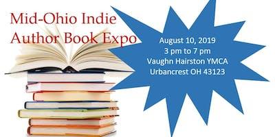 Mid-Ohio Indie Author Book Expo 2019