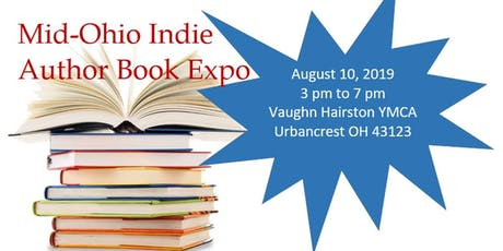 Mid-Ohio Indie Author Book Expo 2019 tickets