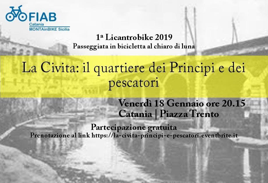 1ª Licantrobike 2019 - La Civita: il quartier