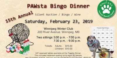 15th Annual PAWSTA Dinner