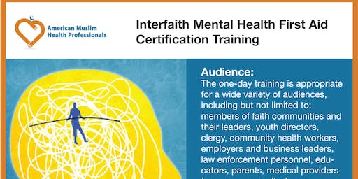 Chicago Il Mental Health First Aid Events Eventbrite