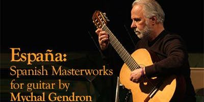 Spanish Masterworks for Classical Guitar