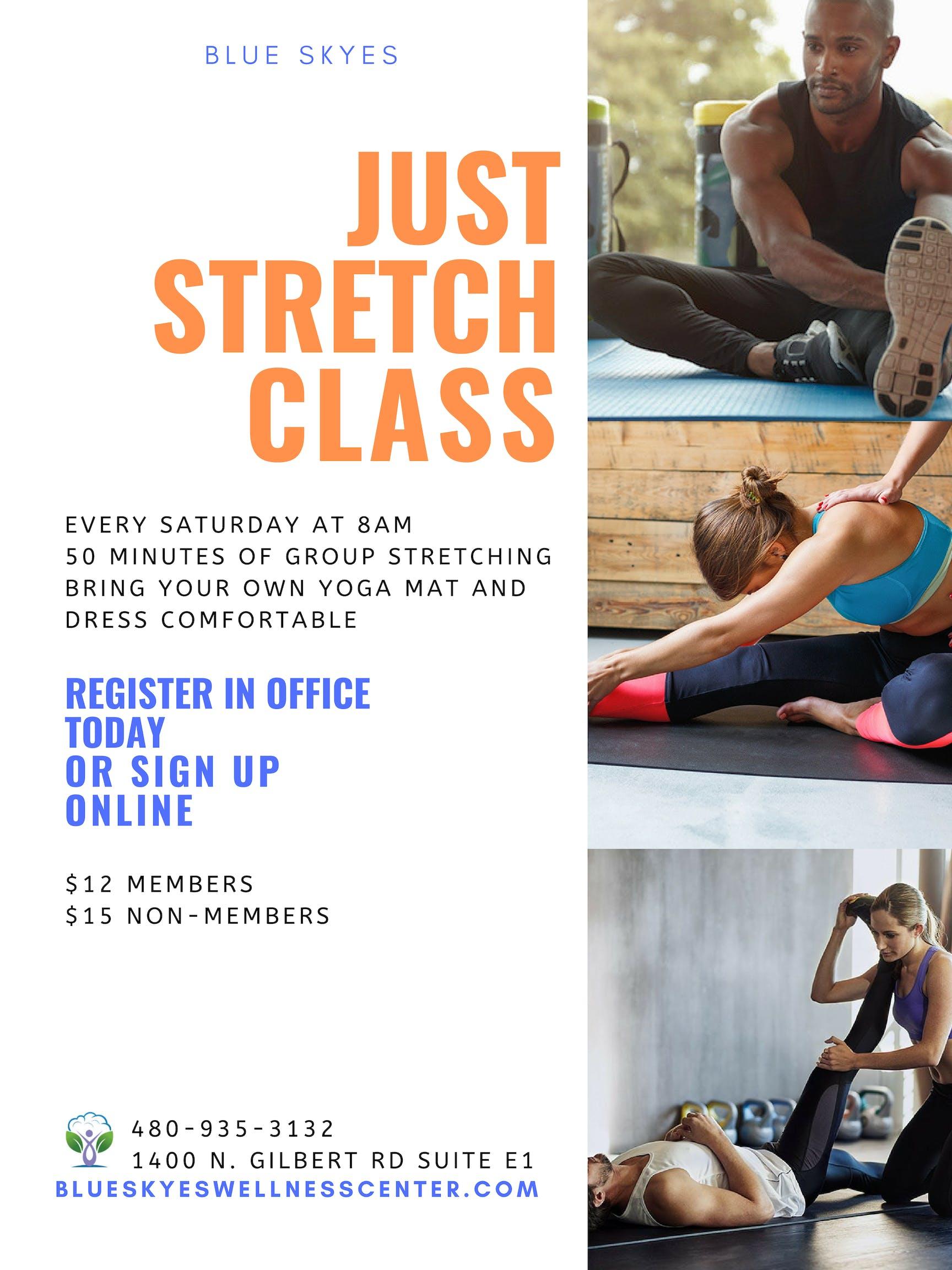 Just-sTretch Class