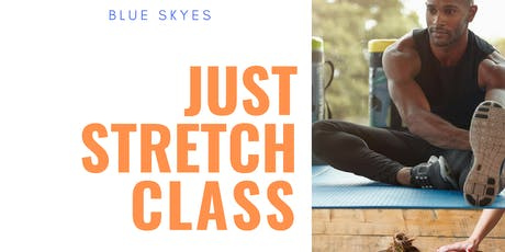 Just-sTretch Class tickets