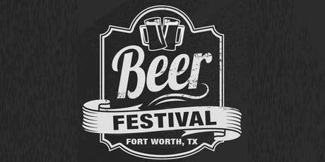 Fort Worth Beer Festival tickets