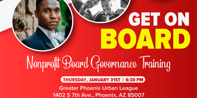 YP Join Week 2019, Get on Board: Non-Profit Governance Training