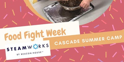 Food Fight Summer Camp (ages 5-12)
