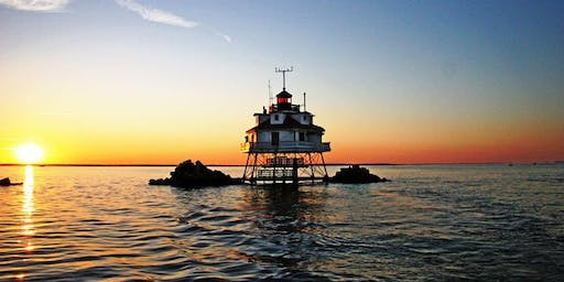 Thomas Point Shoal Tour - Saturday July 13th - 12:00 pm