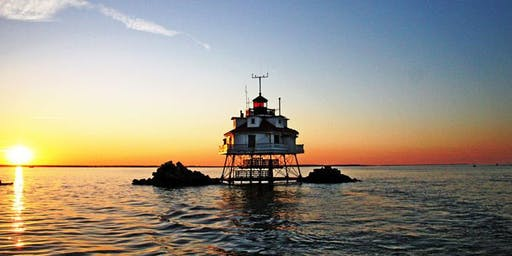 Thomas Point Shoal Tour - Saturday August 3rd - 9:00am
