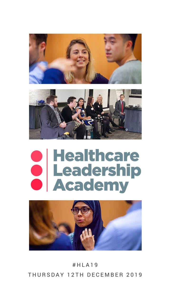 The Healthcare Leadership Academy Conference 2019 Tickets