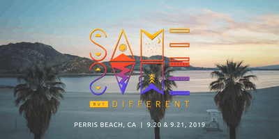 Same Same But Different Music & Arts Festival 2019