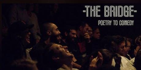 The Bridge: Between Improv and Poetry tickets