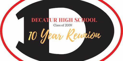 DHS Class of 2009 Ten Year Reunion
