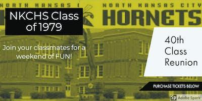 NKCHS Class of 1979 40th Reunion
