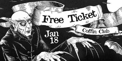 Coffin Club : GET FREE TICKETS HERE!