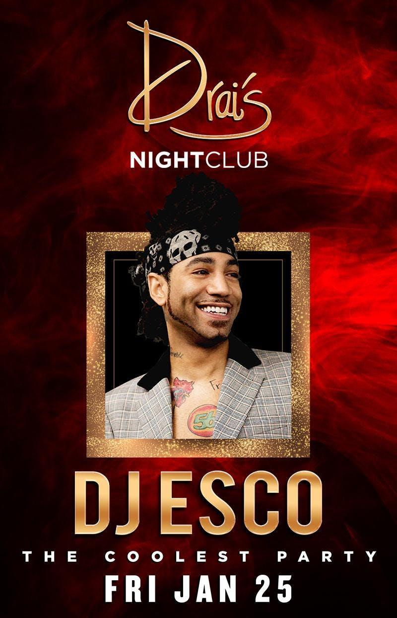 HipHop Thursdays - Drais Nightclub - SPECIAL GUEST LIVE