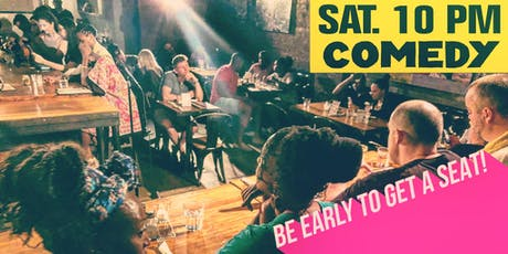 Dope Comedy Show SAT. 10 PM Inwood w/ Kevin Berrey tickets