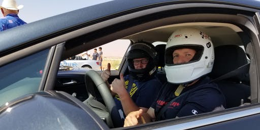 VETMotorsports Ride-Along Events in Arizona