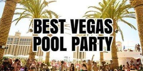 Drais Beach Club - Vegas Pool Party Guest List tickets