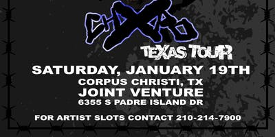 Chxpo Texas Tour (CCTX)