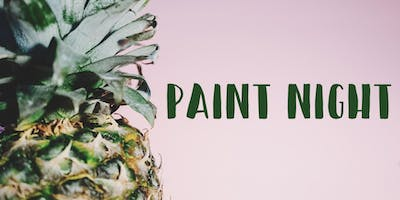 Party like a pineapple :: PAINT NIGHT at SPX with the Painted Mermaid
