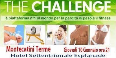 CHALLENGE PARTY MONTECATINI TERME