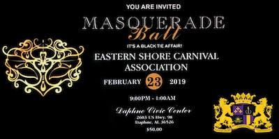 Eastern Shore Carnival Association - Masquerade Ball