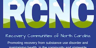 Recovery Community of North Carolina, Dr. Rita Anita Linger, Executive Director