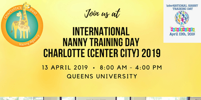 International Nanny Training Day Charlotte (Center City) 2019
