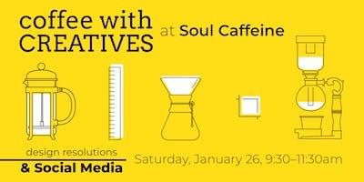 January Coffee with Creatives