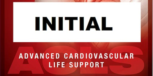 AHA ACLS 1 Day Initial Certification September 25, 2019 (INCLUDES Provider Manual and FREE BLS!) 9 AM to 9 PM at Saving American Hearts, Inc. 6165 Lehman Drive Suite 202 Colorado Springs, Colorado 80918.