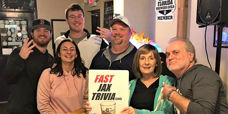 Thursday Night Free Live Trivia In St. Augustine! tickets