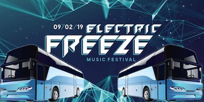 Infinity Rave Shuttle- Electric Freeze Festival