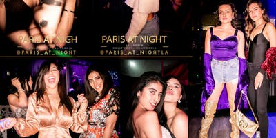 Paris at NightLA presents - Special Chinese New Year Party - at Le Jardin Hollywood