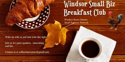 Windsor Small Biz Breakfast Club