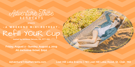 Refill YOUR Cup - Mini Retreat tickets