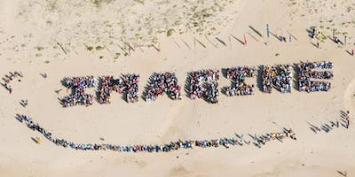 HUMAN SIGN at Peregian Beach - SPELL IT OUT FOR MORRISON