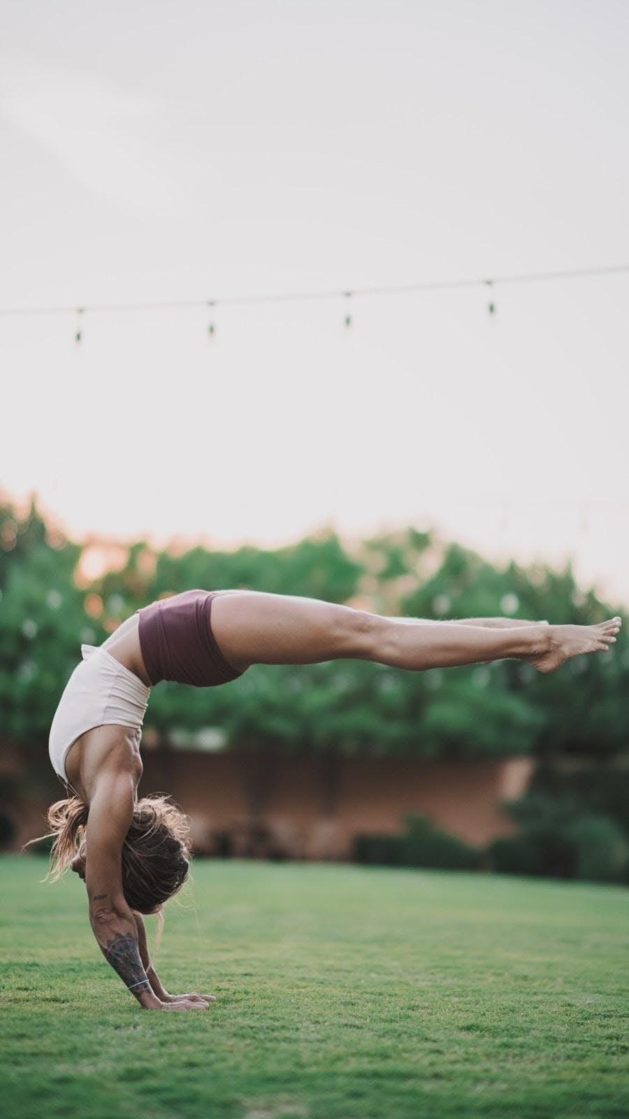 Let's get upside down!